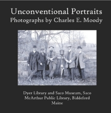 "Cover of book ""Unconventional Portraits: Photographs by Charles E. Moody"""